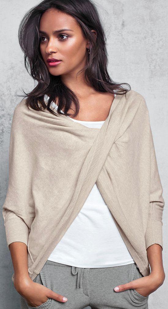 Reversible sweater #VSinsider