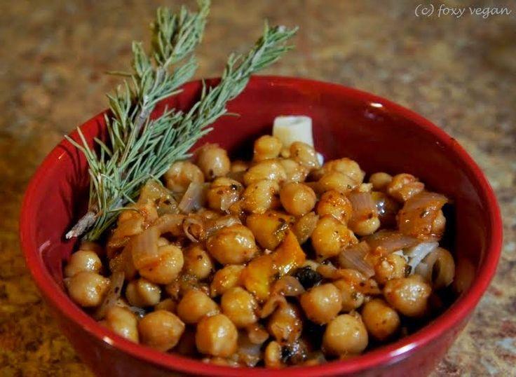 !Βίγκαν Συνταγές!: Ρεβύθια Ρατατούι - Garbanzo Ratatouille