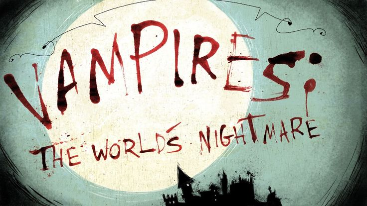 An Educational TED-Ed Animation About the Truth and Myth Behind Vampires [VIDEO]
