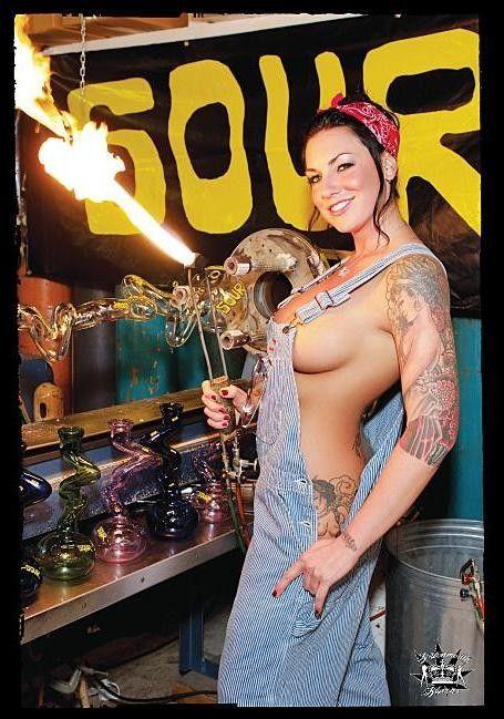 Useful piece sexy welding girls