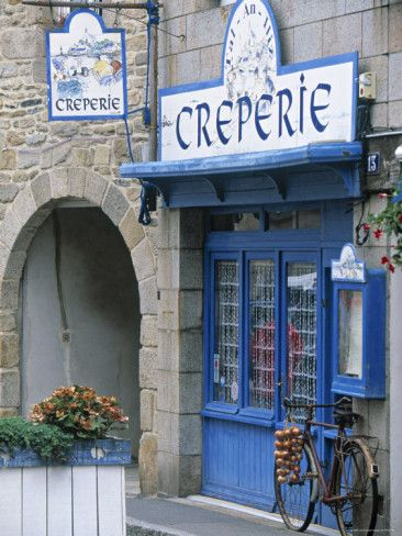 CREPERIE ~ Brittany, France