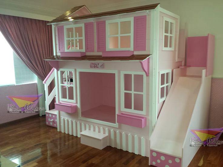 Parcourez les images de Chambre d'enfants de style  de camas y literas infantiles kids world. Inspirez-vous des plus belles photos pour créer votre maison de rêve.