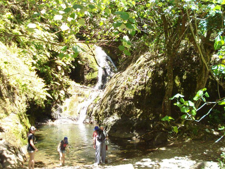 Wigmore's Waterfall, Rarotonga