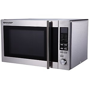 Sharp R92STM Combination Microwave, Stainless Steel