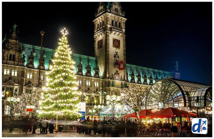 Muchos #destinos de #viaje te esperan, descúbrelos esta #Navidad con #Despegar