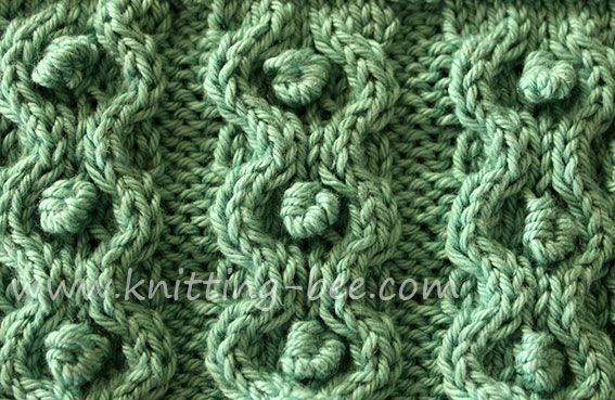 Knitting Stitches Make Bobble : 17 Best images about knitting/crochet on Pinterest Lace knitting stitches, ...