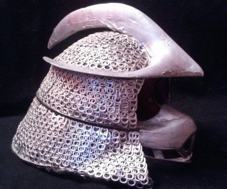 Embody the most fearsome villain in the city by dressing up in the Teenage Mutant Ninja Turtles Shredder helmet. It features the iconic blade shaped helmet design in addition to a custom mouth guard to complete the look of the dreaded Shredder.