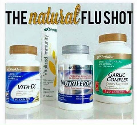 The natural flu shot. Best way to prevent the flu and stay healthy this fall and winter. Strengthen your immune system with Shaklee! #LiveAmazing https://mcgowens.myshaklee.com/us/en/shop