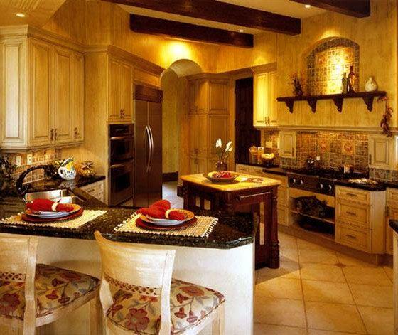 Neat Layout Tuscan Kitchen Design Ideas Joy In Your Kitchen