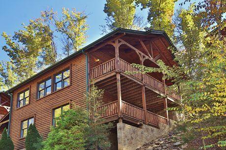 Smoky Mountain Escape a two bedroom cabin... - HomeAway Gatlinburg