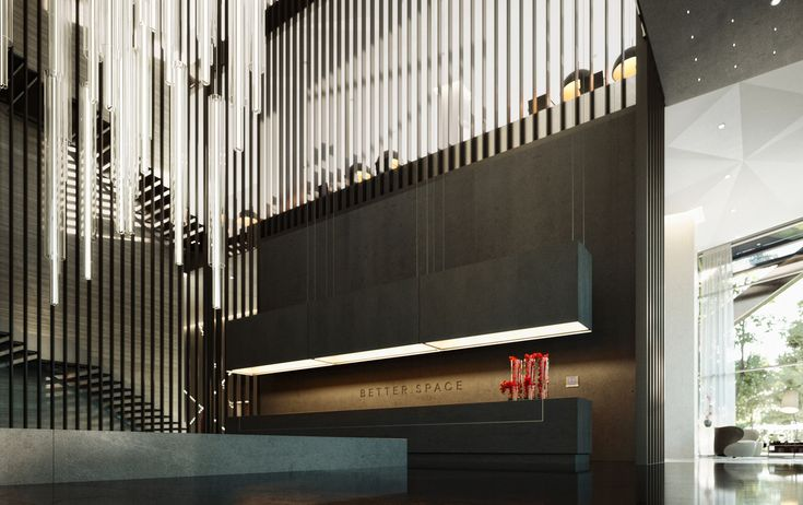 ABB Building Space Hotel - Full CGI by sooii