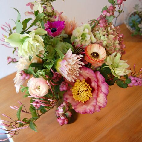 "Gorgeousness. From ""we like it wild"": goodbye dahlia 