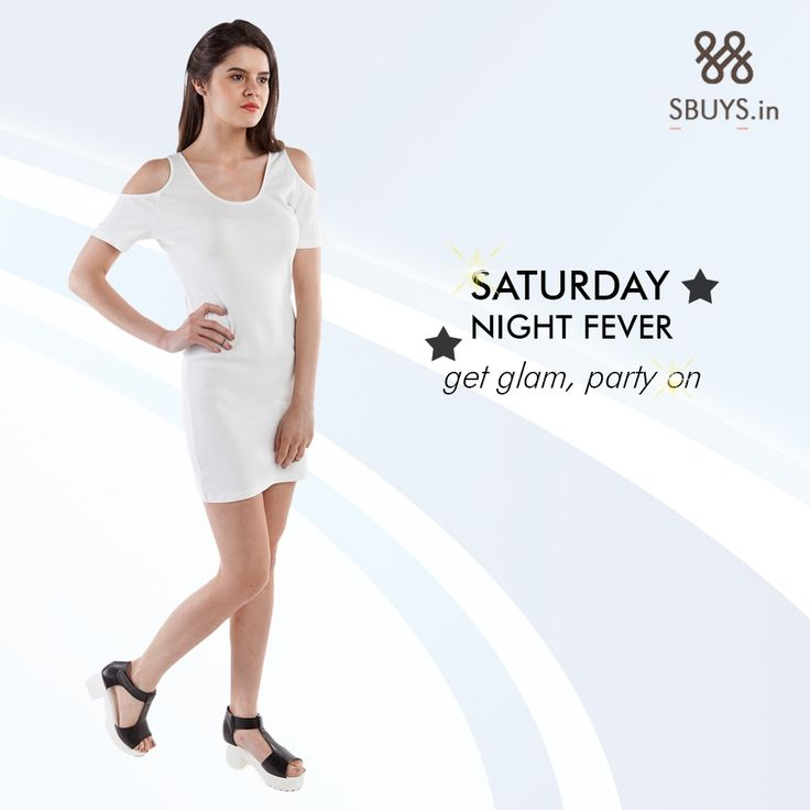 #Dazzle at #Saturday #nightparty.... #dress up #glamorous #partywear >>> http://www.sbuys.in/
