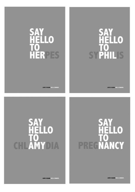 Clever campaign by Leon-Anthony Smith.