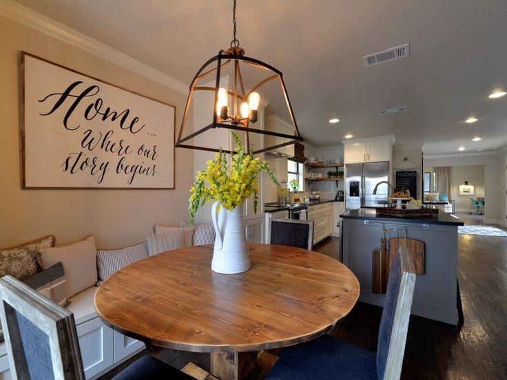 photos hgtv light filled dining room. From Hgtv Open Concept Photos Light Filled Dining Room U