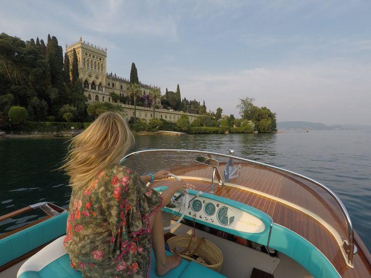 La vita è bella! #LagoDiGarda #Rivaboats