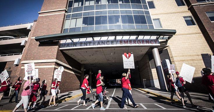 06.21.16 - Thousands of Nurses Strike in Minnesota – News With Ed