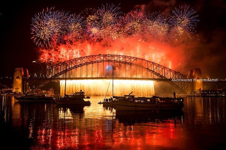 New Years 2015 Sydney Australia