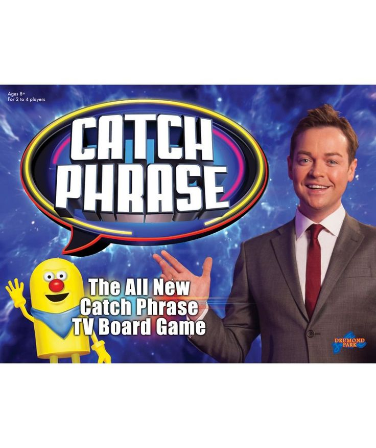 Buy Catchphrase Game at Argos.co.uk - Your Online Shop for Games and board games.