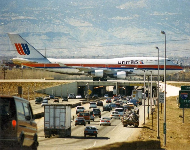 Stapleton Airport United