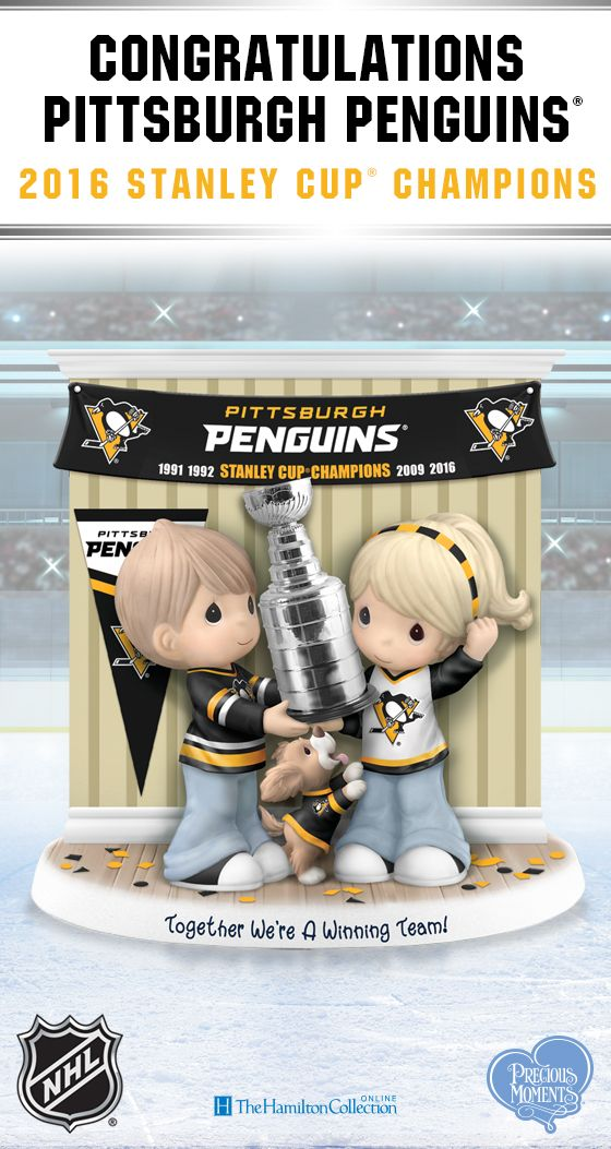 The Hard Work Has Paid Off For The Pittsburgh Penguins! Celebrate The 2016  Stanley Cup