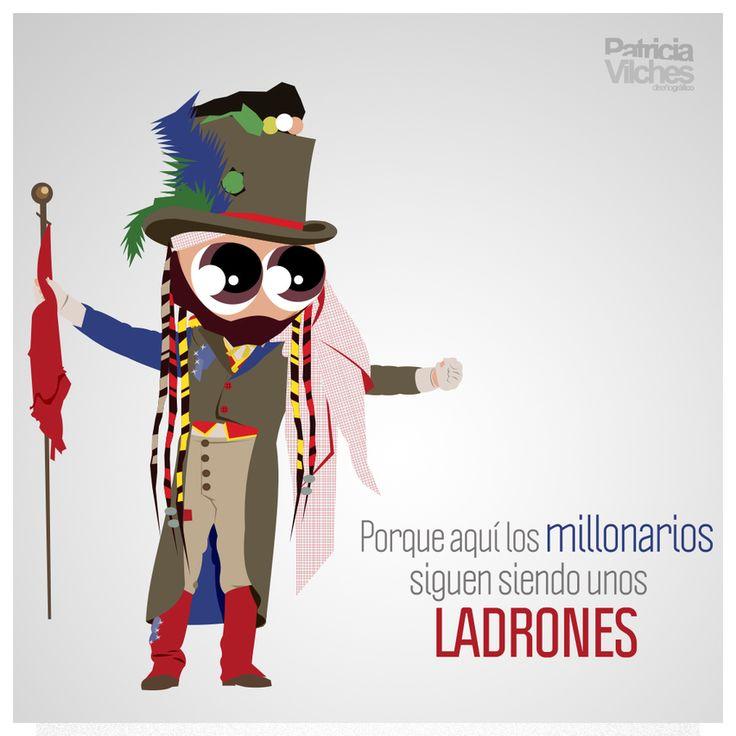 Ilustración Los Millonarios -1