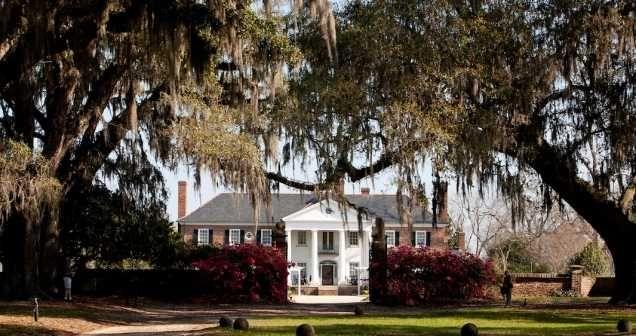 Galería   Las plantaciones de Carolina del Sur