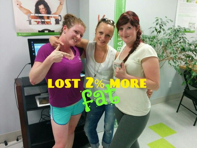 Ten days, 3 pounds of fat released and 2 pounds of muscle added. Crushed it!! Lucie@fitclub24.ca