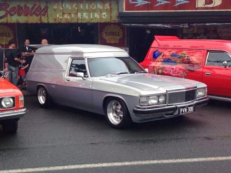 WB Holden