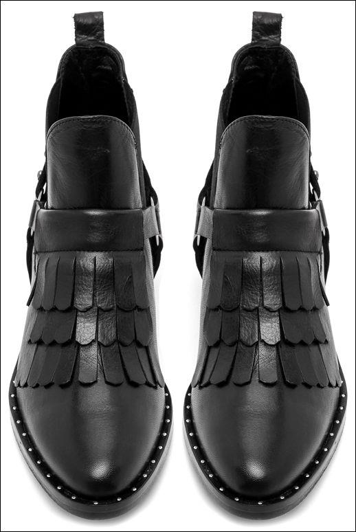 Shoe Crush: Freda Salvador Fringe Boots