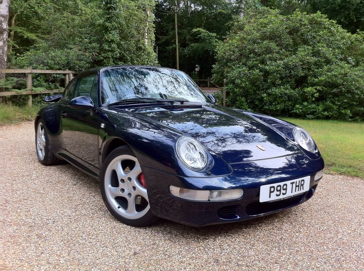 97 993 Turbo in Midnight Blue with Marble Grey, 67000 miles