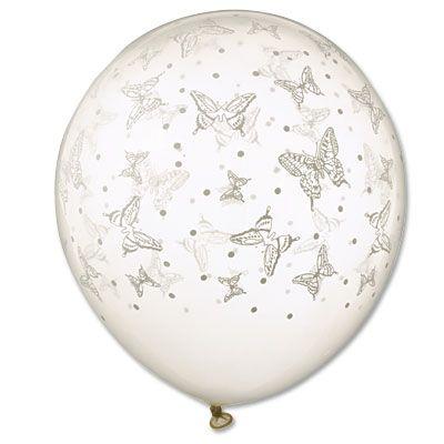 Butterfly Wedding Balloons