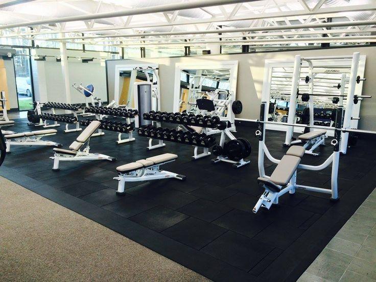 Flooring For Gyms Wellness Design Flooring Floor Installation