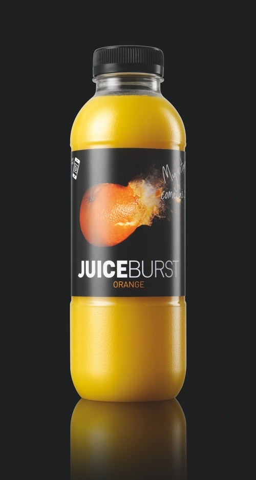 JuiceBurst Orange