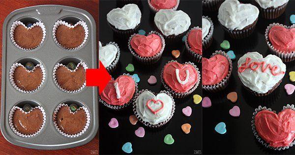 Ben jij ook gek op het bakken van cakes en taarten en zoek je nog wat handige life hacks die je leven gemakkelijker kunnen maken? Dan moet je deze 10 superhandige bak hacks eens proberen. Wist je dat je heel gemakkelijk hartvormige cupcakes kunt maken door enkel een knikker in een muffin bakvormpje te stoppenRead More