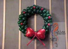 Resultado de imagen para arbol de navidad con globos