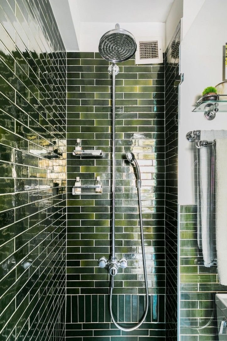 Check Out This Gramercy Park Bathroom Renovation In Nyc Green