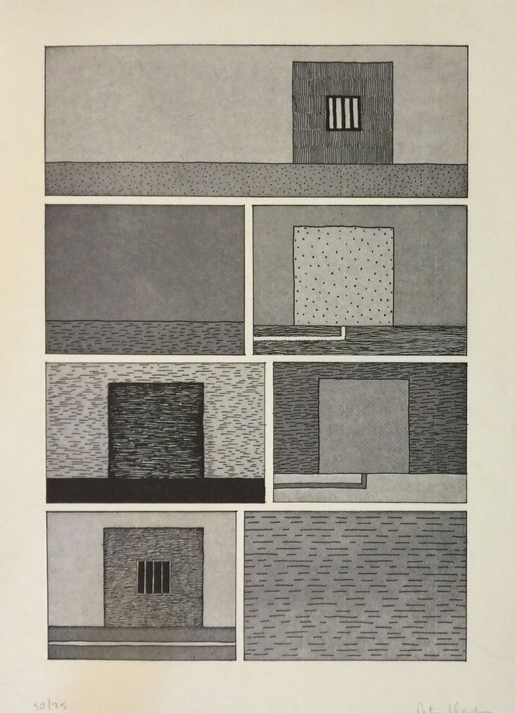Peter Halley, 'Untitled', 1991