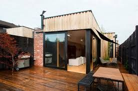 recycled brick modern extension - Google Search