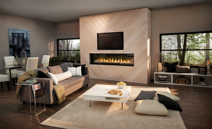 Napoleon Luxuria Linear Series Turns Down Temps By Turning Up the Technology