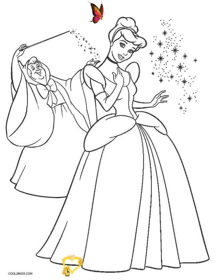 20 Cinderella Coloring Pages Printable Cinderella Coloring Pages Printable Free Printable Cinderella Coloring Pages For Kids Br Cinderella Coloring Pages Print I 2020