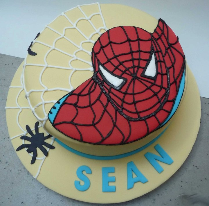 Spiderman! We have to have this for C's birthday!