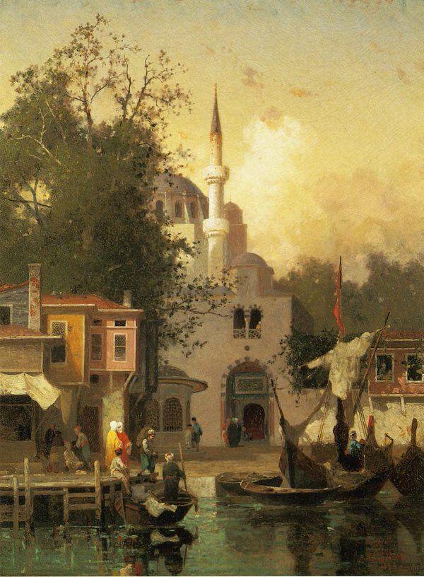 Istanbul, 19th Century, 'Fabius Brest' (Osmanlı Dönemi İstanbul)