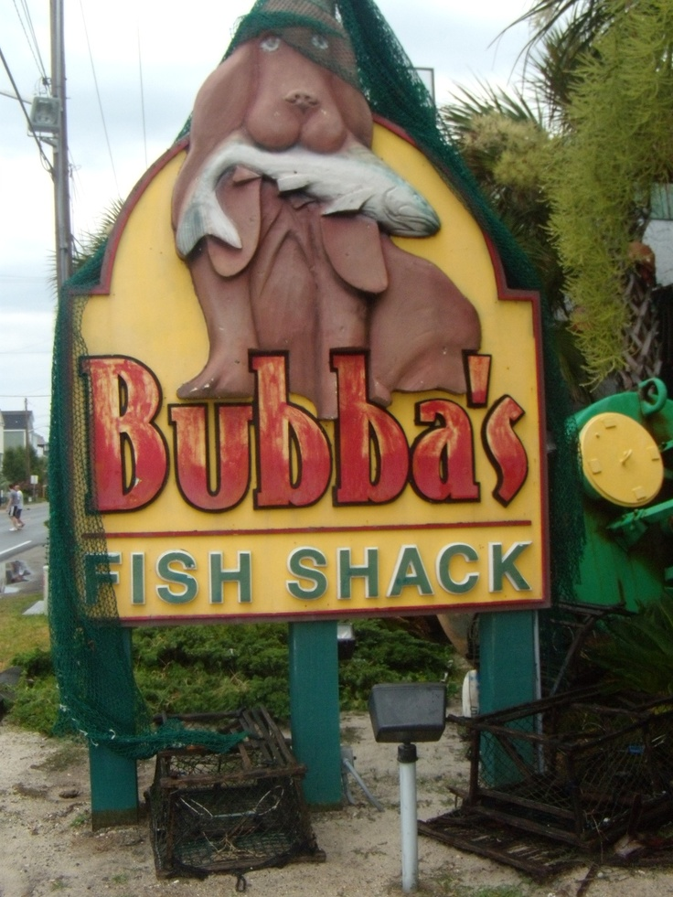 45 best images about favortie place the beach for Bubbas fish shack
