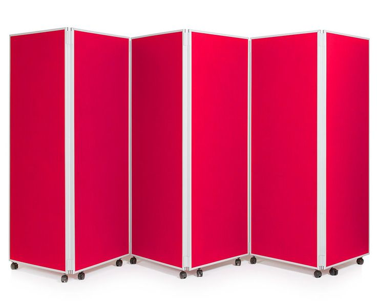 Folding Screens By XL Displays. Our Freestanding Folding On Wheels Are  Ideal For Use As Portable Display And Privacy Screens For Office, Showroom  And ...