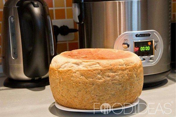 Благодаря мультиваркам, выпечка хлеба из трудоемкого процесса превращается в сплошлное удовольствие. Этот рецепт вас не подведет, хлеб в мультиварке получится пышным, ароматным и очень вкусным.  Ингре…