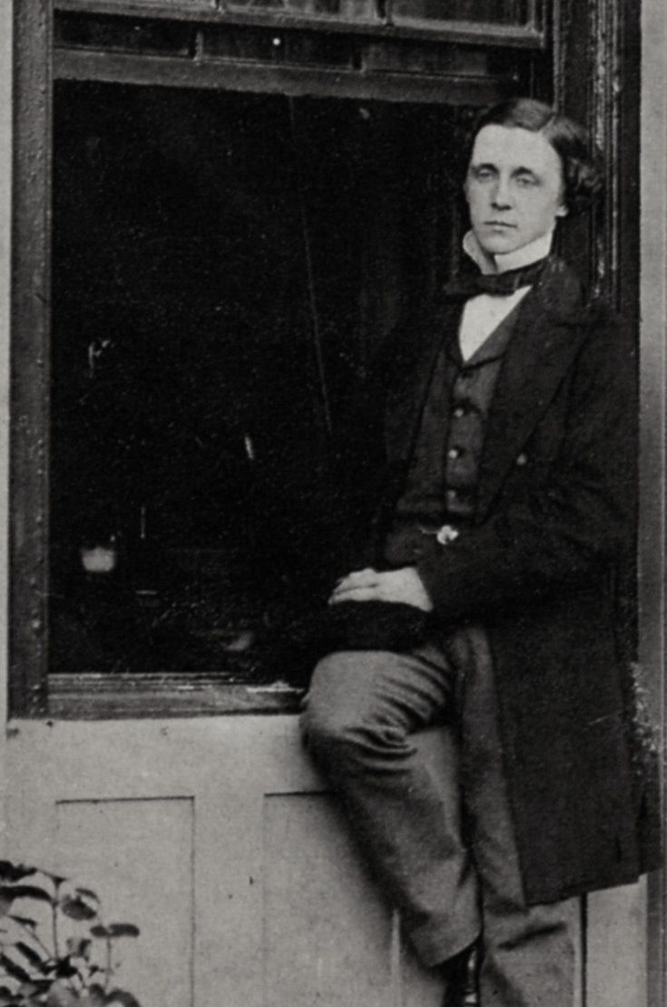 lewis carroll thesis authors In this thesis i will study some of the works of lewis carroll (charles lutwidge   other texts that impacted on them, and to authors who influenced their works.