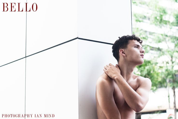 EDITORIAL BELLO mag - Daut by IAN MIND