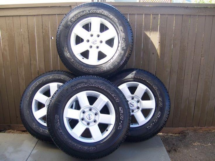 2006 Nissan Titan Tire Size