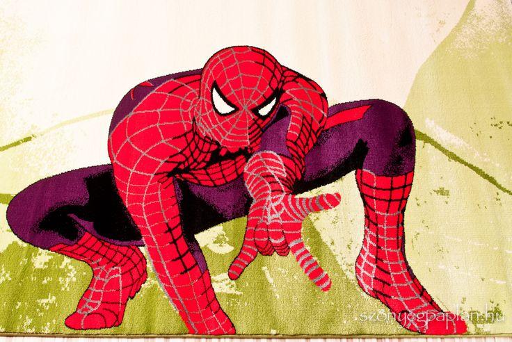 Pókemberes szőnyeg